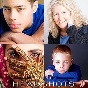 Art of Headshots beautiful clients
