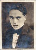 charlie Chaplin Professional Image