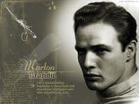 Actors Headshot for Marlon Brando