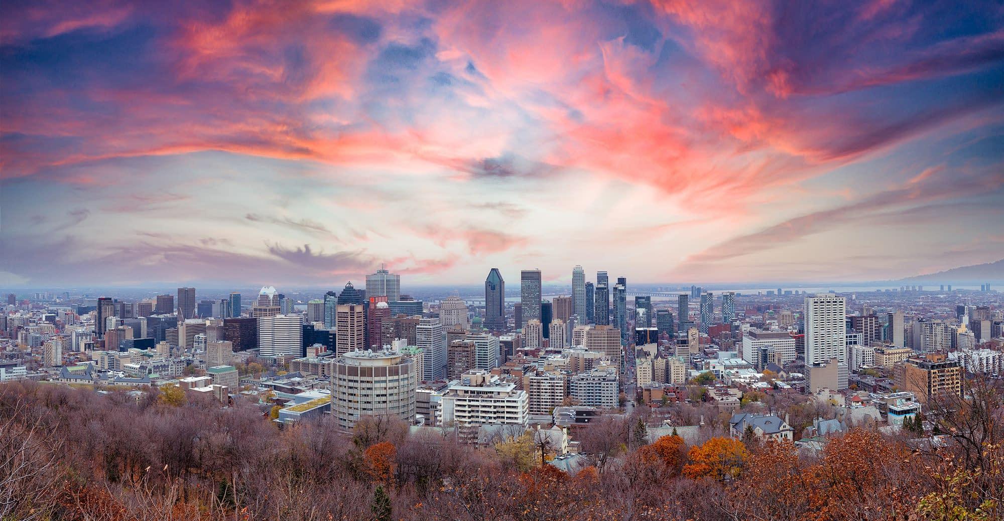 Montreal City Headshots Photography