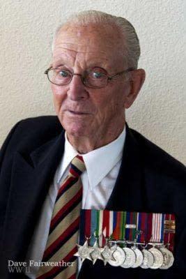 Coronel-Fairweather-WWII-Veteran