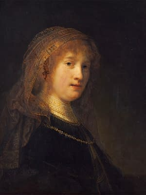 Sample of an old Portrait
