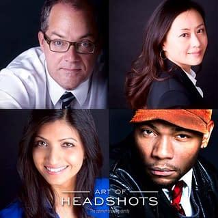 Art of Headshots for Facebook