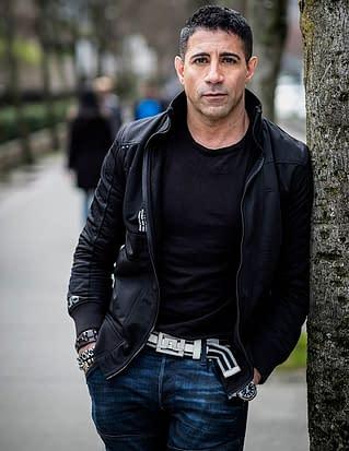Zee Salesiaan actor headshot
